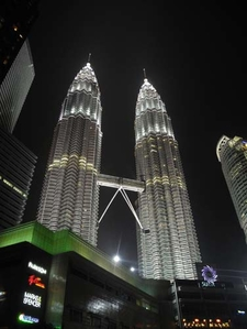 View Of Petronas Towers