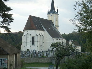 Pfarrkirche Drosendorf