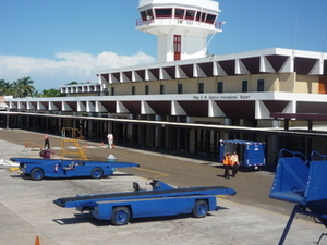 Philip S. W. Goldson International Airport