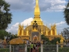 Pha Than Luang Stupa Vientiane Laos