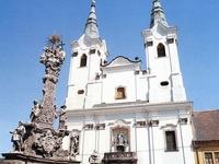 Piarist Church-Vác