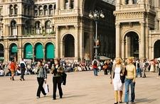 Piazza Del Duomo - Milan