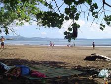 Picnic At Tanaraki Beach, Mayotte