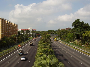Pan Island Expressway