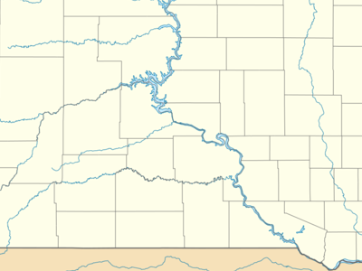 Piedmont Is Located In South Dakota