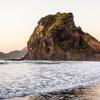 Piha Beach - Lion Rock - Auckland NZ