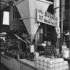 Pike Place Market Sugar Vendor