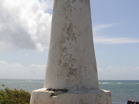 Pillar of Vasco da Gama at Malindi