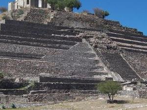 Pyramid of El Pueblito