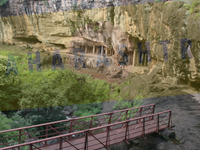 Pitalkhora Caves
