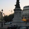 Nightfall In The Place De Clichy