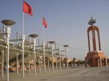 Place El Mchaouar - El Aaiun