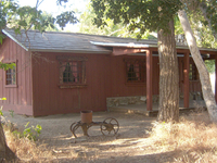 Placerita Canyon State Park