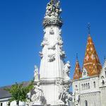 Plague monument