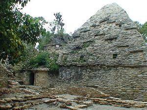 Plan de Ayutla Ruins
