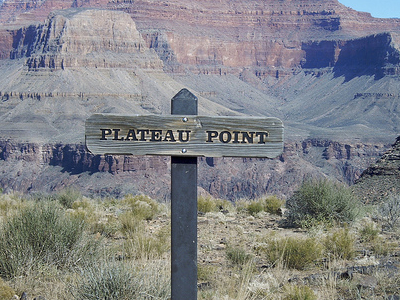 Plateau Point Trail - Grand Canyon - Arizona - USA