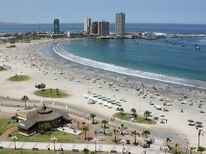 Playa Cavancha