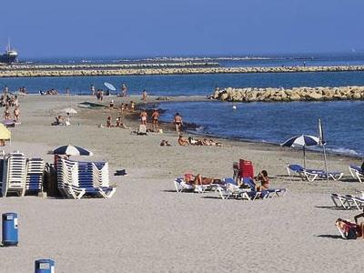 Playa De Santa Pola