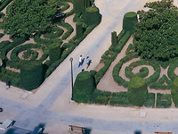 Plaza de Oriente Square