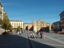 Plaza Mayor Avila