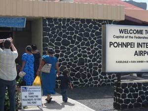 Pohnpei Intl. Airport