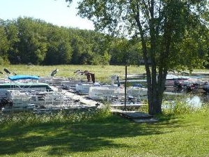 Pokegama Lake Rv Park And Golf Course