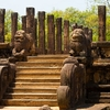 Polonnaruwa Ancient Kingdom Capitol Ruins