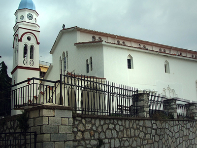 Church In Polygyros