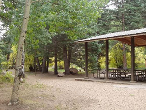 Ponderosa Cove Group Campground