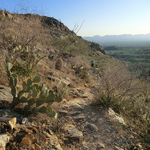 Pontatoc Ridge Trail