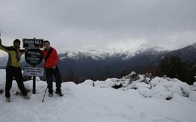 Ghorepani Poon Hill Trek Photos