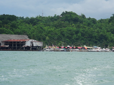 Port Of Guimaras