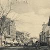 Postcard Willimantic C T Main Street Looking East Circa 1 9 0 6