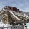 Potala Palace In Lhasa.- Home Of Past Dalai Lamas