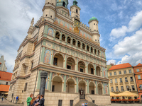 Poznan's Town Hall