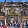 Prague Castle Entrance
