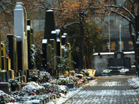 Olsany Cemetery