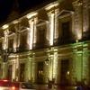 Colegio De San Nicolás De Hidalgo At Night
