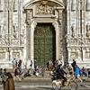 Primavera A Milano - Piazza Del Duomo