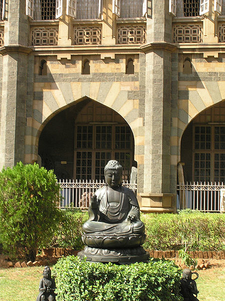 Prince Of Wales Museum Exterior Buddha
