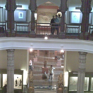 Prince Of Wales Museum Interior