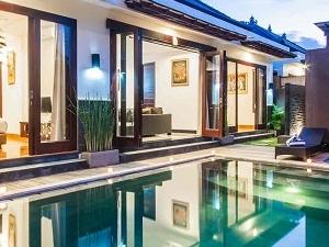 Private Pool Villa at Villa Umah Puri Seminyak Fotos