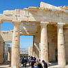 Propylaea Of The Athenian Acropolis - Greece