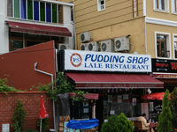 Pudding Shop