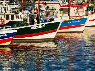 Puerto De Saint Jean De Luz