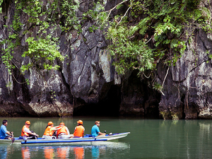 4 Days 3 Nights Puerto Princesa Holiday Tour Photos