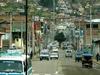 Puno City Street View In Peru