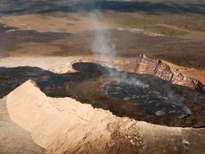 Kilauea Volcano