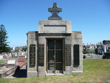 Packer Family Mausoleum