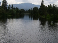 Xochimilco Ecological Park And Plant Market